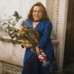 Samuela Baiocco nel giorno della sua Laurea