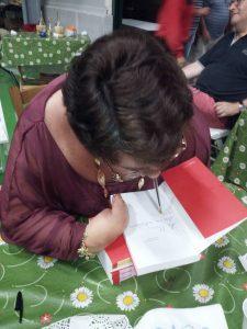 Presentazione del libro di Samuela Baiocco a Spinetoli (AP)