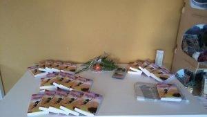 Presentazione del libro di Samuela Baiocco a Moresco
