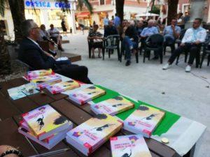 Presentazione del libro di Samuela Baiocco a Grottammare