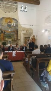 Presentazione del libro di Samuela Baiocco a Montelparo