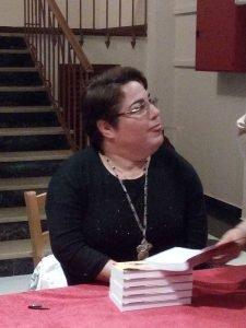 Presentazione libro di Samuela Baiocco a Sant'Elpidio a Mare del 22 novembre 2018