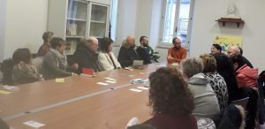Presentazione libro di Samuela Baiocco a Porto San Giorgio il 23 febbraio 2019