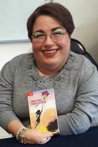 Presentazione libro di Samuela Baiocco a Fermo del 25 marzo 2019