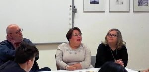 Presentazione libro di Samuela Baiocco a Porto San Giorgio del 29 aprile 2019