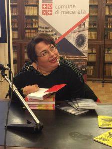 presentazione libro di Samuela Baiocco a Macerata del 4 maggio 2019