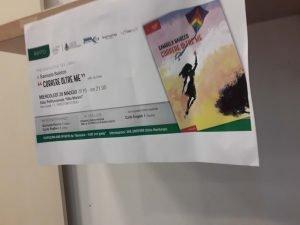 Presentazione libro di Samuela Baiocco a Porto Sant'Elpidio del 29 maggio 2019
