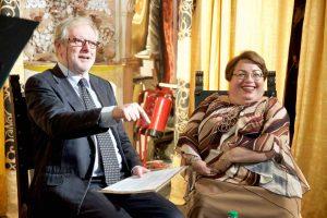 presentazione del libro di Samuela Baiocco a Roma