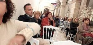 Presentazione del libro di Samuela Baiocco il 13 novembre 2019 a Servigliano