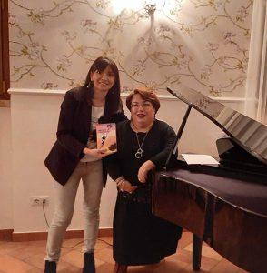 Presentazione del libro di Samuela Baiocco a Fermo il 6 dicembre 2019