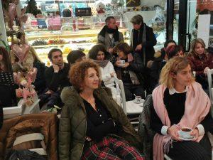 Presentazione del libro di Samuela Baiocco il 4 gennaio 2020 a Fermo