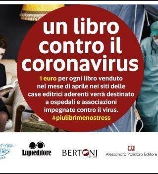 """Casa Editrice Zefiro aderisce alla campagna """"Un #libro contro il #Coronavirus"""""""