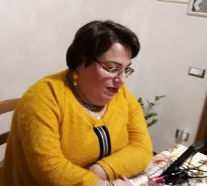 Presentazione online del libro di Samuela Baiocco del 7 dicembre 2020