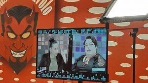 Intervista televisiva a Samuela Baiocco su Vera TV il 28 gennaio 2021